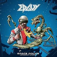 Edguy - Space Police - Defenders of the Crown (Limited Edition Bonus Tracks) (2014)